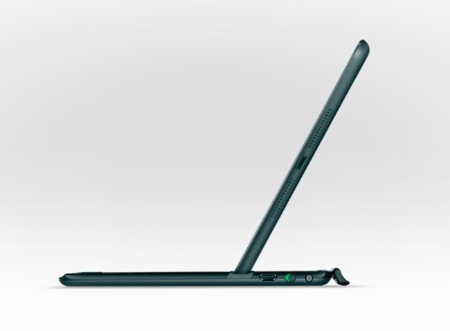 Logitech Ultrathin Keyboard mini wants to turn your iPad mini into a laptop - photo 3