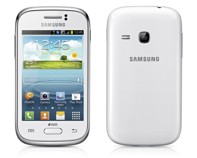 Samsung Galaxy Young and Galaxy Fame bring Jelly Bean to the masses - photo 1