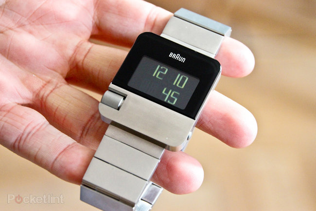 Braun Prestige BN10 digital watch pictures and hands-on - photo 1