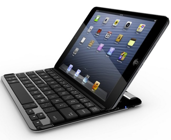 Belkin introduces FastFit wireless keyboard/case for iPad mini - photo 1