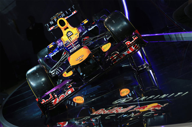 The tech of F1 2013 - photo 1