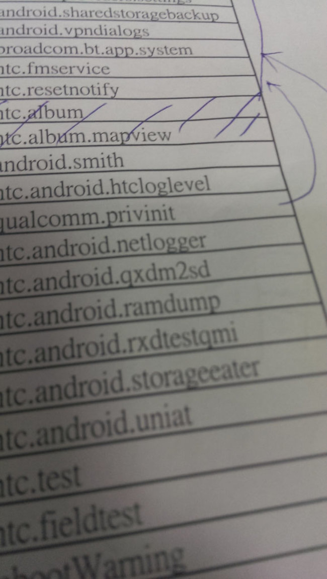 HTC One UltraPixel camera seen in action? - photo 1