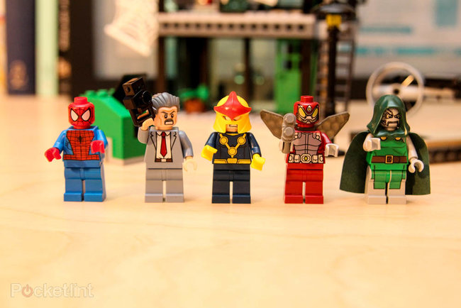 Lego Spider-Man: Daily Bugle Showdown pictures and hands-on - photo 23