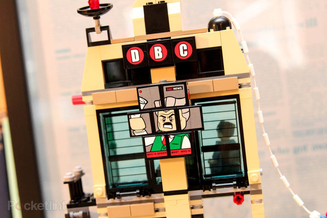 Lego Spider-Man: Daily Bugle Showdown pictures and hands-on - photo 9