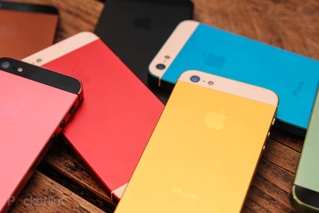 How to get a coloured iPhone 5, without waiting for Apple - photo 1