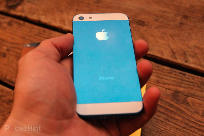 How to get a coloured iPhone 5, without waiting for Apple - photo 6
