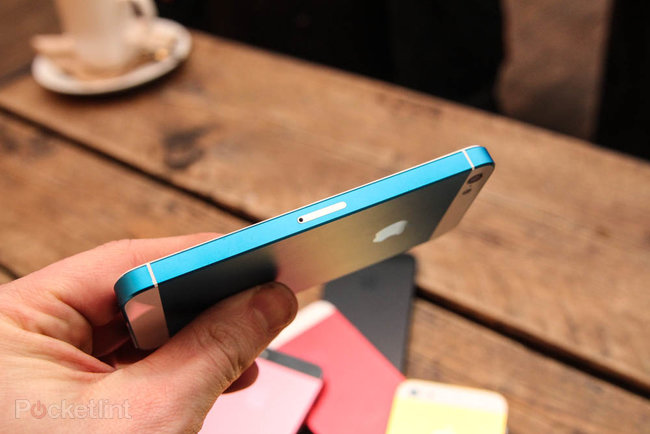 How to get a coloured iPhone 5, without waiting for Apple - photo 9