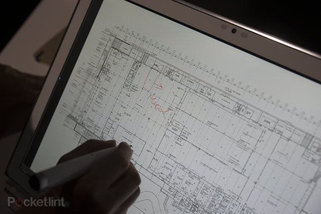 Panasonic 4K 20-inch tablet pictures and hands-on - photo 10