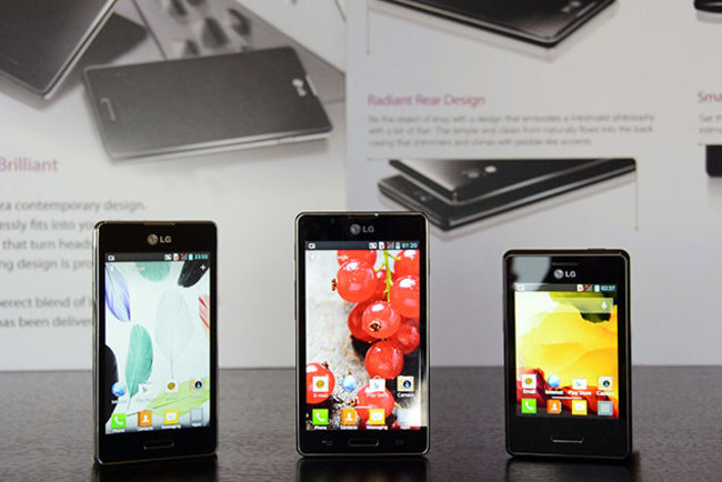 LG upgrades Optimus L series smartphones: Series II to be at MWC - photo 1