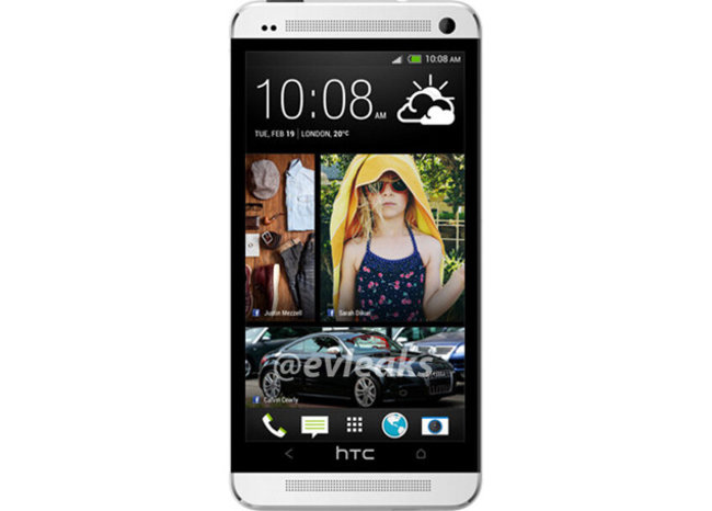 HTC UK Twitter account hints HTC One's design? - photo 2