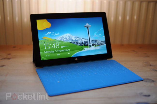 Microsoft: Surface Pro stock improving this week - photo 1
