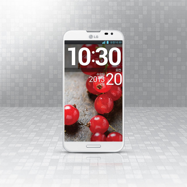 LG Optimus G Pro 5.5-inch 1080p model confirmed  - photo 2