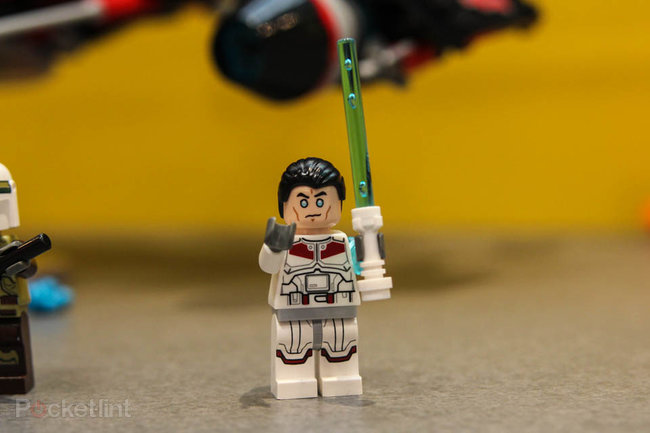 Yoda Chronicles Lego tie-in sees first ever minifig with transparent arm - photo 1