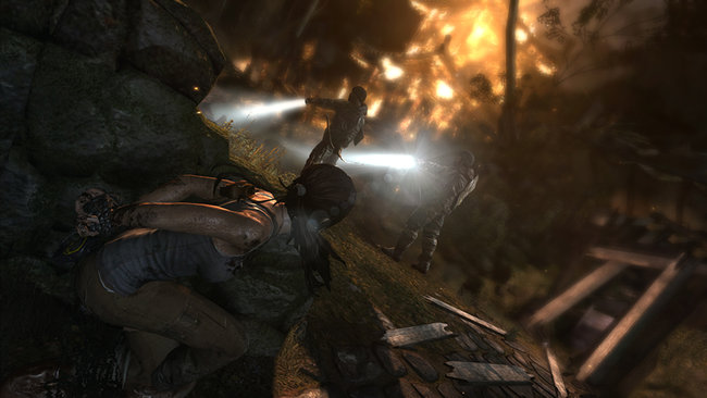 Tomb Raider hands-on preview: The first three hours of play - photo 5