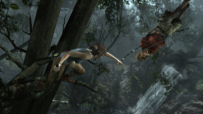 Tomb Raider hands-on preview: The first three hours of play - photo 7