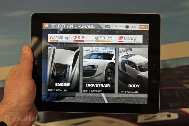 Real Racing 3 hands-on preview: Taking mobile racing to a new level - photo 8