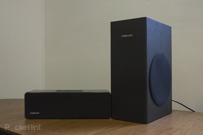 Orbitsound M9 wireless soundbar pictures and hands-on - photo 1