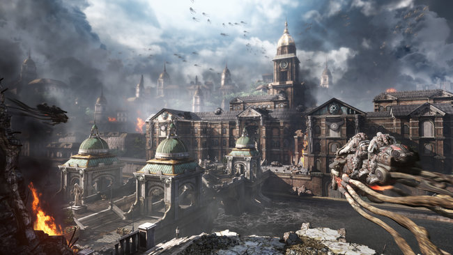 Gears of War: Judgment hands-on preview: First level and multiplayer tested - photo 11