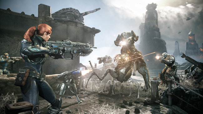 Gears of War: Judgment hands-on preview: First level and multiplayer tested - photo 3