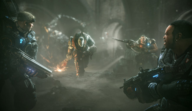 Gears of War: Judgment hands-on preview: First level and multiplayer tested - photo 7