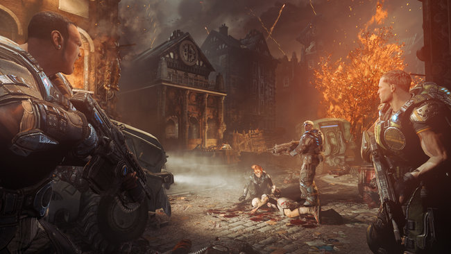 Gears of War: Judgment hands-on preview: First level and multiplayer tested - photo 9
