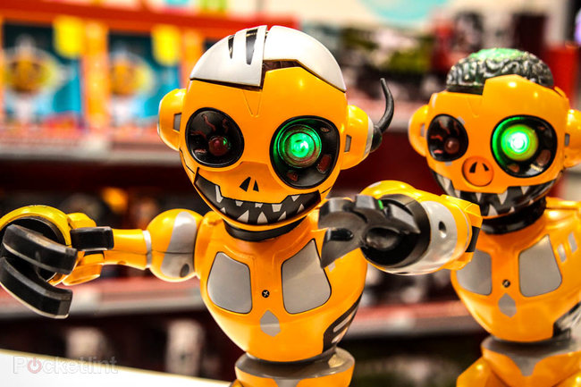 ZombieBot undead robot: Walking Dead meets C-3PO   - photo 1