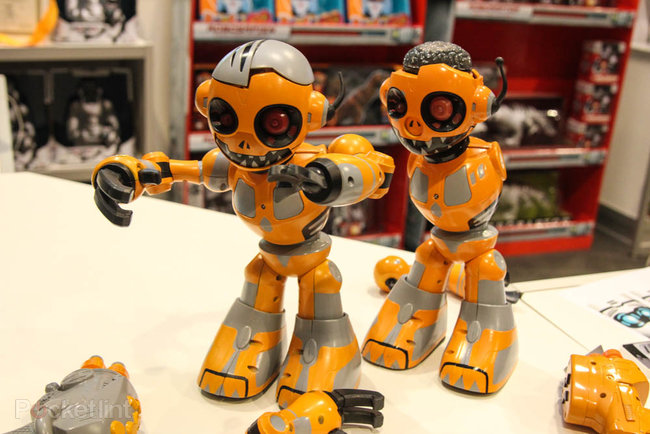 ZombieBot undead robot: Walking Dead meets C-3PO   - photo 12