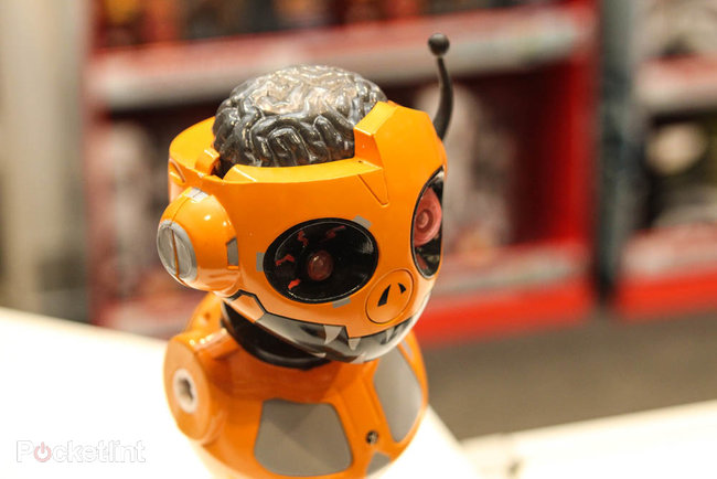 ZombieBot undead robot: Walking Dead meets C-3PO   - photo 3