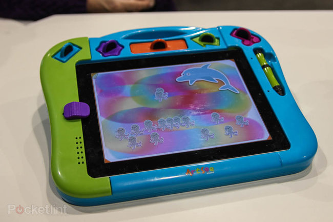 ArtSee Studio turns your iPad into a kids' drawing desk   - photo 1