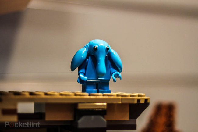 Lego Jabba's Sail Barge set welcomes Max Rebo to the Star Wars minifig universe - photo 1