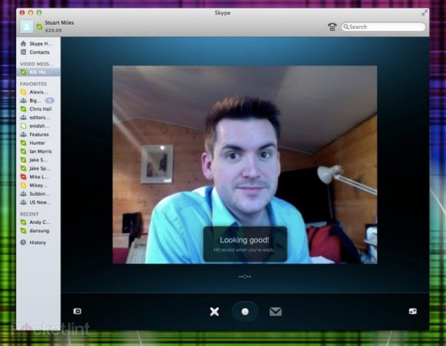 Skype Video Messaging service goes live in UK and US - photo 1