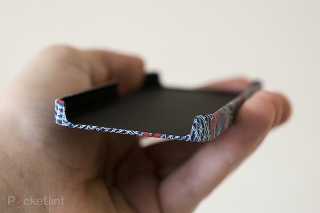 Ted Baker 'Slimtim' iPhone 5 case by Proporta pictures and hands-on - photo 10