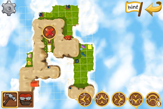 APP OF THE DAY: Kings Can Fly review (iPhone) - photo 5