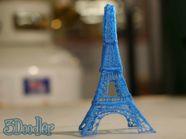 WobbleWorks announces the world's first 3D printing pen, shipping in September for $50 - photo 2