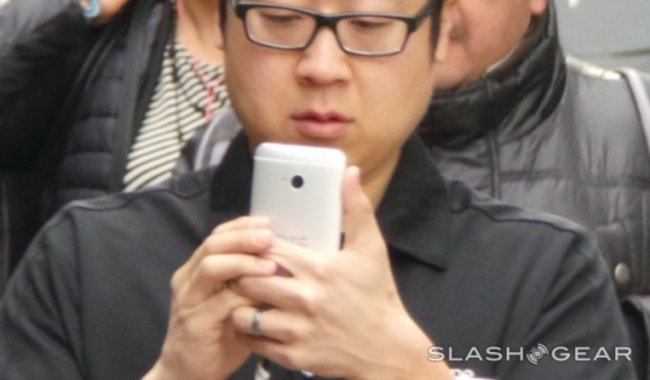HTC One caught in the wild ahead of launch? - photo 3