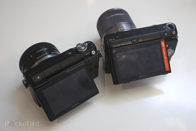 Sony NEX-3N pictures and hands-on - photo 12
