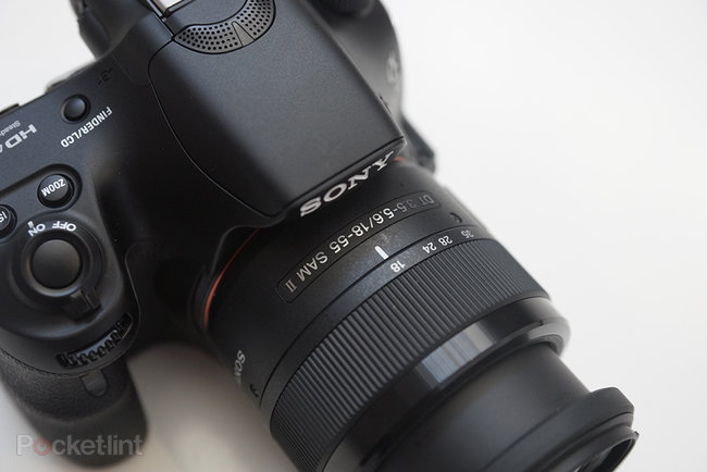 Sony Alpha A58 pictures and hands-on - photo 5
