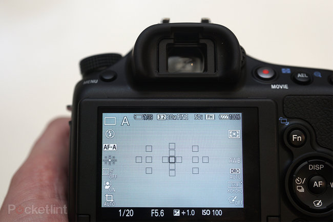 Sony Alpha A58 pictures and hands-on - photo 8