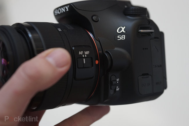 Sony Alpha A58 pictures and hands-on - photo 9