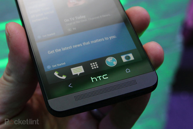 HTC One (black) pictures and hands-on - photo 2