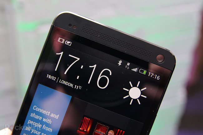 HTC One (black) pictures and hands-on - photo 3