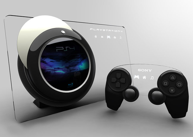 The craziest PS4 renders on the 'net - photo 1