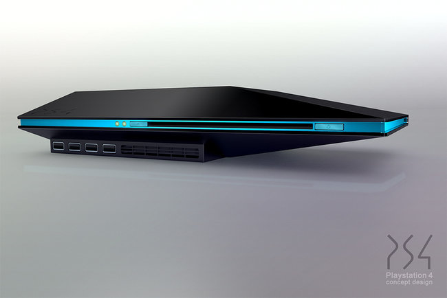 The craziest PS4 renders on the 'net - photo 15