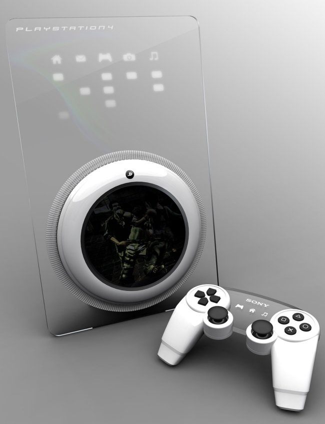 The craziest PS4 renders on the 'net - photo 4