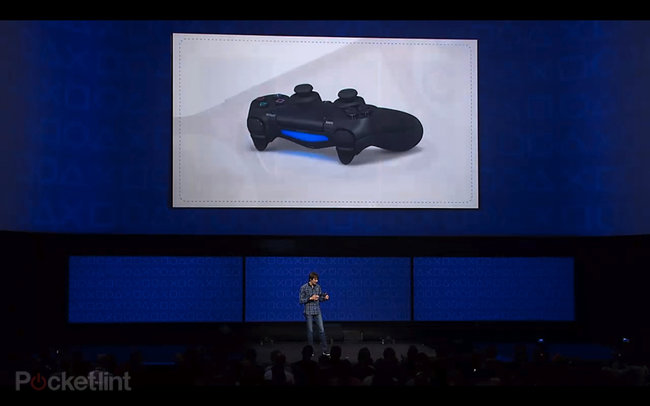 PlayStation 4 'DualShock 4' controller detailed alongside new PlayStation 4 Eye camera - photo 1