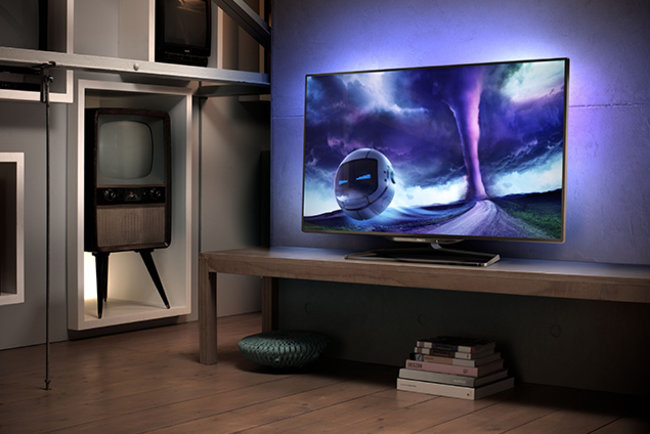 TP Vision announces huge range of new Philips TVs - photo 1