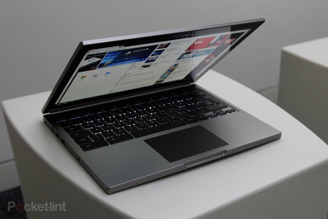 Google announces high-end Chromebook Pixel, we go hands-on - photo 11
