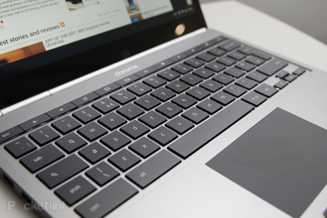 Google announces high-end Chromebook Pixel, we go hands-on - photo 9