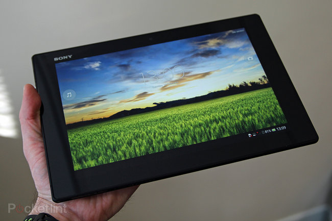 Confirmed for UK: Sony Xperia Tablet Z pictures and hands-on - photo 1