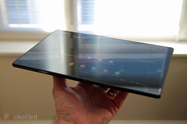Confirmed for UK: Sony Xperia Tablet Z pictures and hands-on - photo 2